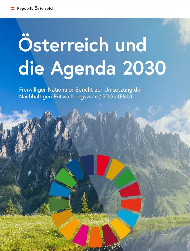 Titelbild Österreich und die Agenda 2030