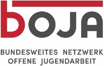 Das Logo des bundesweiten Netzwerk Offene Jugendarbeit