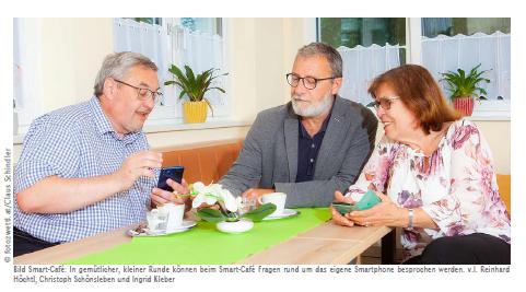 waldviertler kernland Fit am Smartphone – und im Alltag